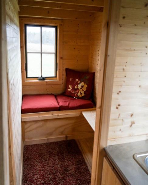 Back bedroom / office of Tumbleweed Lusby