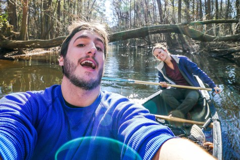 THGJ Congaree National Park Canoeing - 0011