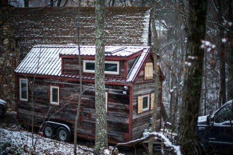 THGJ Gatlinburg Snow Driveway - 0002