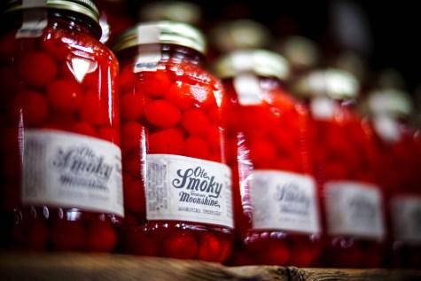 Cherry Moonshine