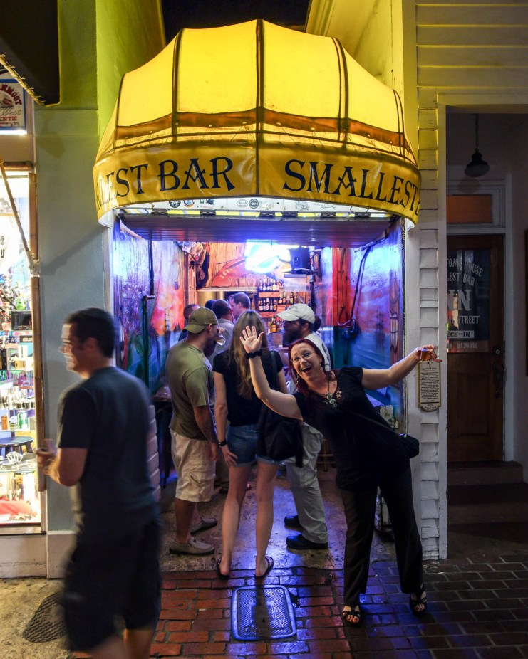 """""""The Smallest Bar in the Keys"""""""