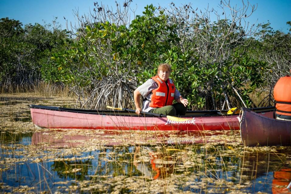 Ranger Canoe Trip Leader