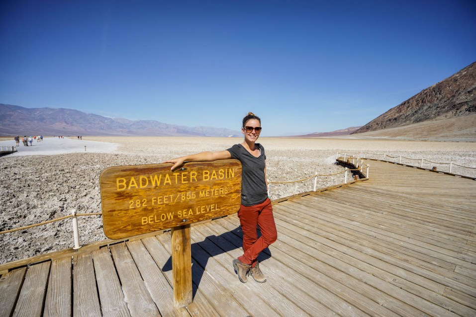 Death Valley Badwater Basin - 0002
