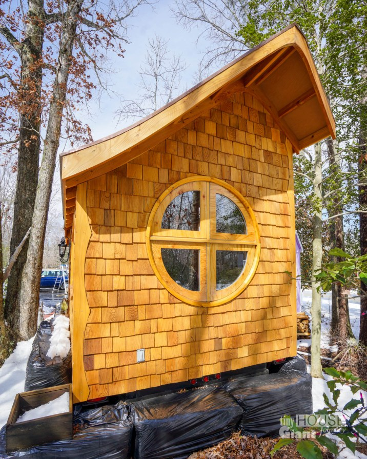 The Pinafore Tiny House - 0008