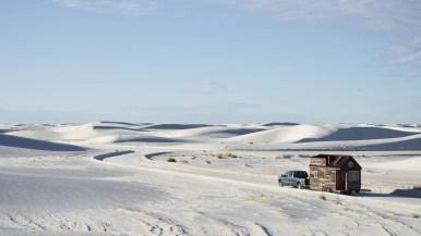 White Sands National Monument - 0021