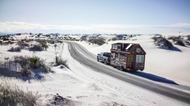 White Sands National Monument - 0026