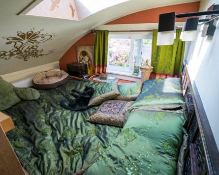 Lilypad Tiny Home Loft