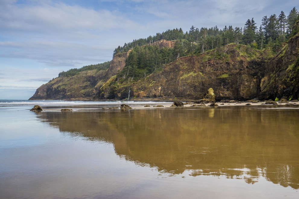 Oregon Coast Short Beach - 0004