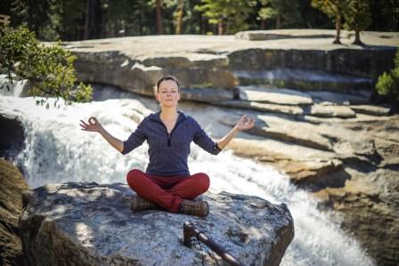 A Very Zen Hiker