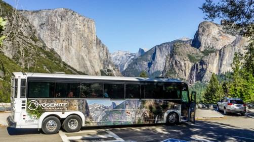 """Yosemite """"Meta-Bus"""" Tour"""