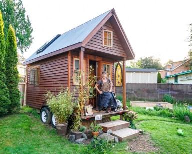 Dee Williams Pad Tiny Houses - 0001