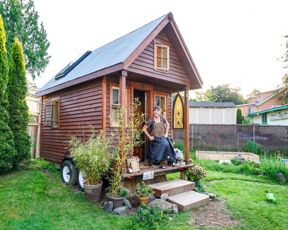 Dee Williams Pad Tiny Houses - 0001