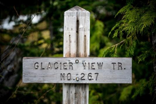 Glacier View Trail - 0021