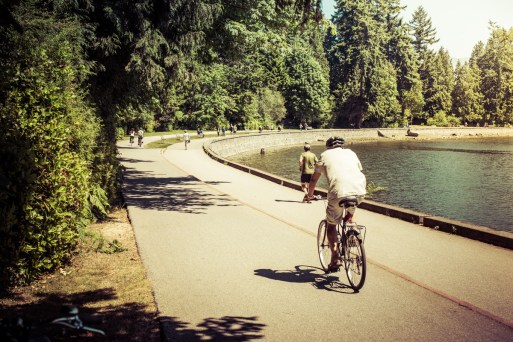 Stanley Park Bike Ride - 0002