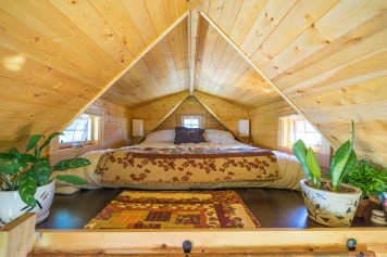 Tiny Tack House Loft