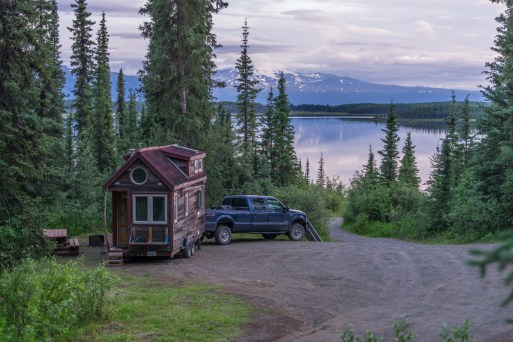 Recreational Campsite - Lake Morchuea