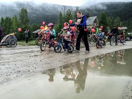 Canada Day Dawson City Parade - 0001