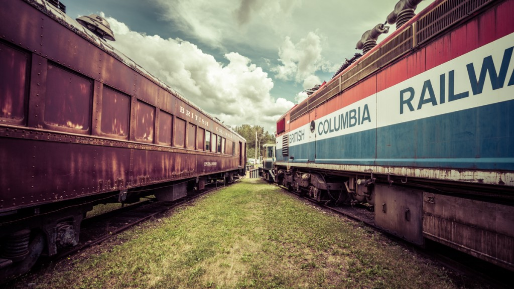Prince George Railway & Forestry Museum - 0001