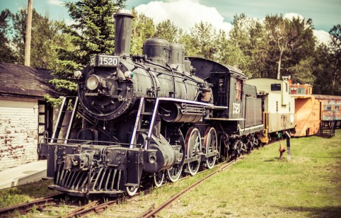 Prince George Railway & Forestry Museum - 0011