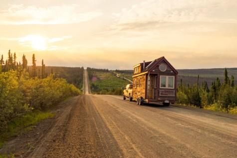 Tiny House Dalton Highway - 0012