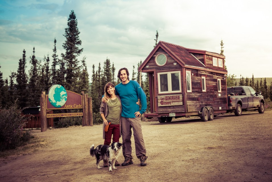 Tiny House Dalton Highway - 0023