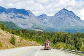 Alaska Tiny House