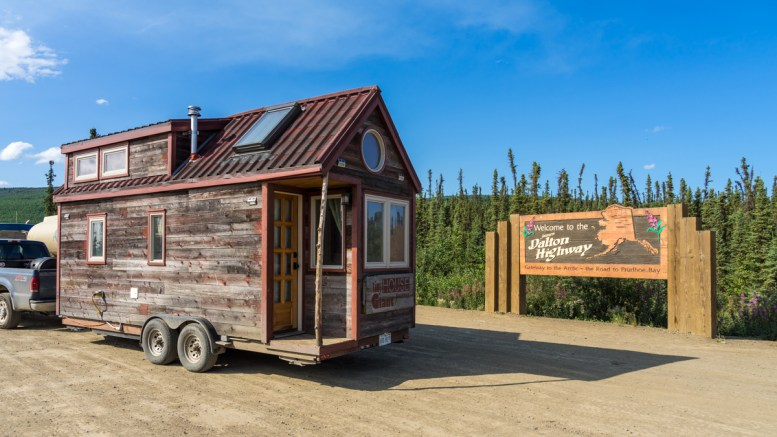 Tiny House Dalton Highway - 0005
