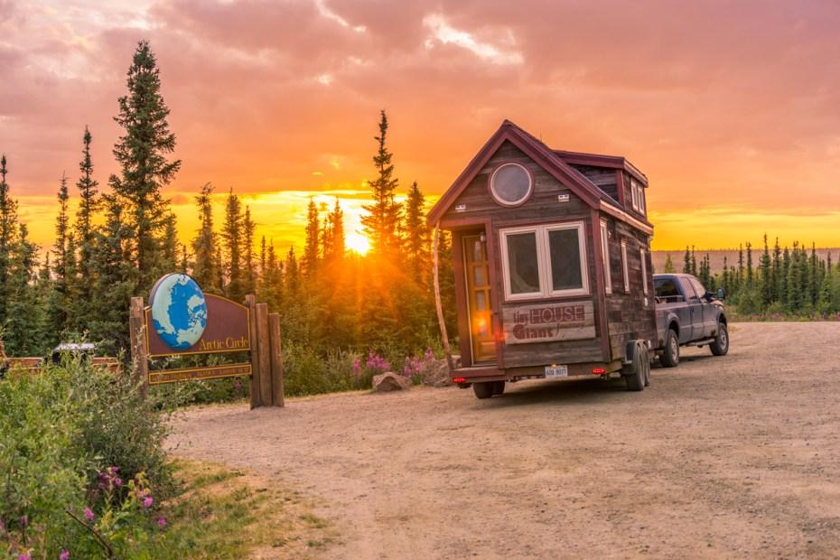 Tiny House Dalton Highway - 0019