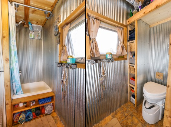 Tiny House Interior - 0016