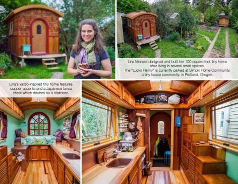LIna's Lucky Penny Tiny Home