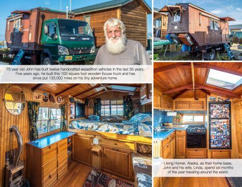John's House Truck