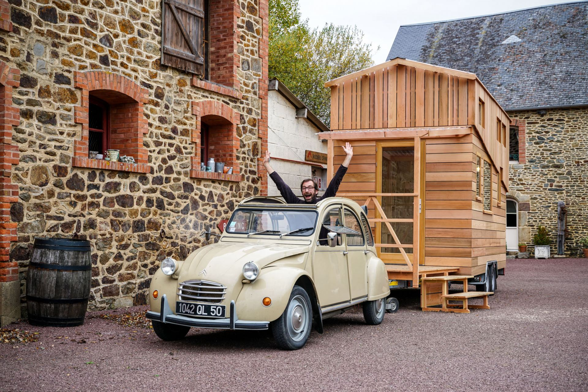 """French Tiny House Movement Growing With """"La Tiny House"""""""