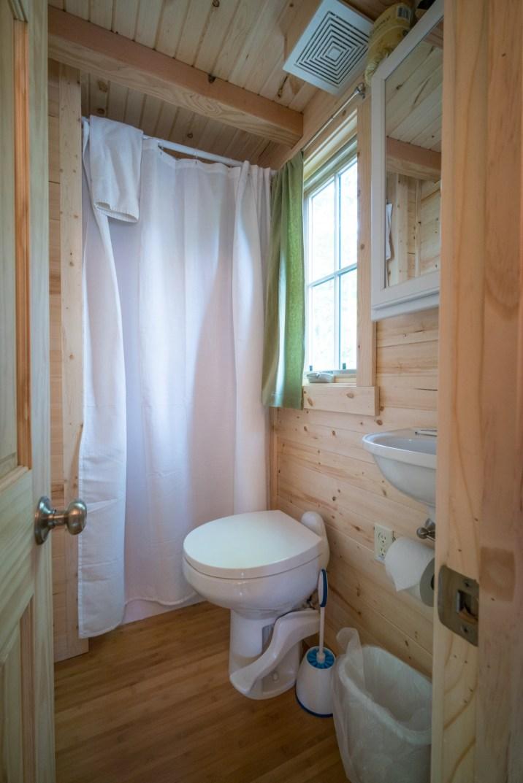 Mt Hood Tiny House Village Savannah Tumbleweed - 0014