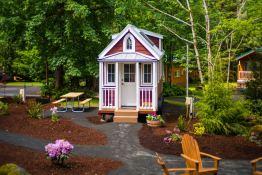 Mt Hood Tiny House Village Scarlett Tumbleweed - 0006