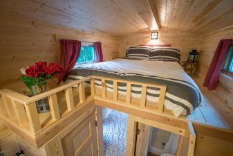 Mt Hood Tiny House Village Scarlett Tumbleweed - 0021