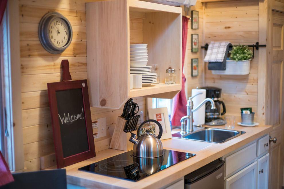 Mt Hood Tiny House Village Scarlett Tumbleweed - 0030