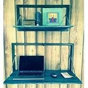 rustic-wall-mount-desk-and-shelf