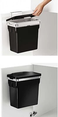 simplehuman-In-Cabinet-Trash-Can