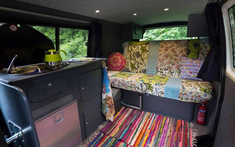 The Indie Project VW TDI Camper Van 002