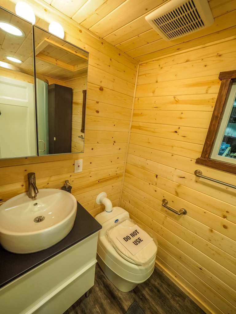 The Crow Tiny House by Blackbird Tiny Homes 0010