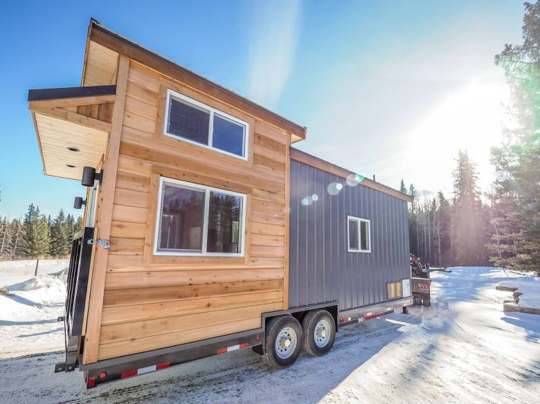 The Crow Tiny House by Blackbird Tiny Homes 0015