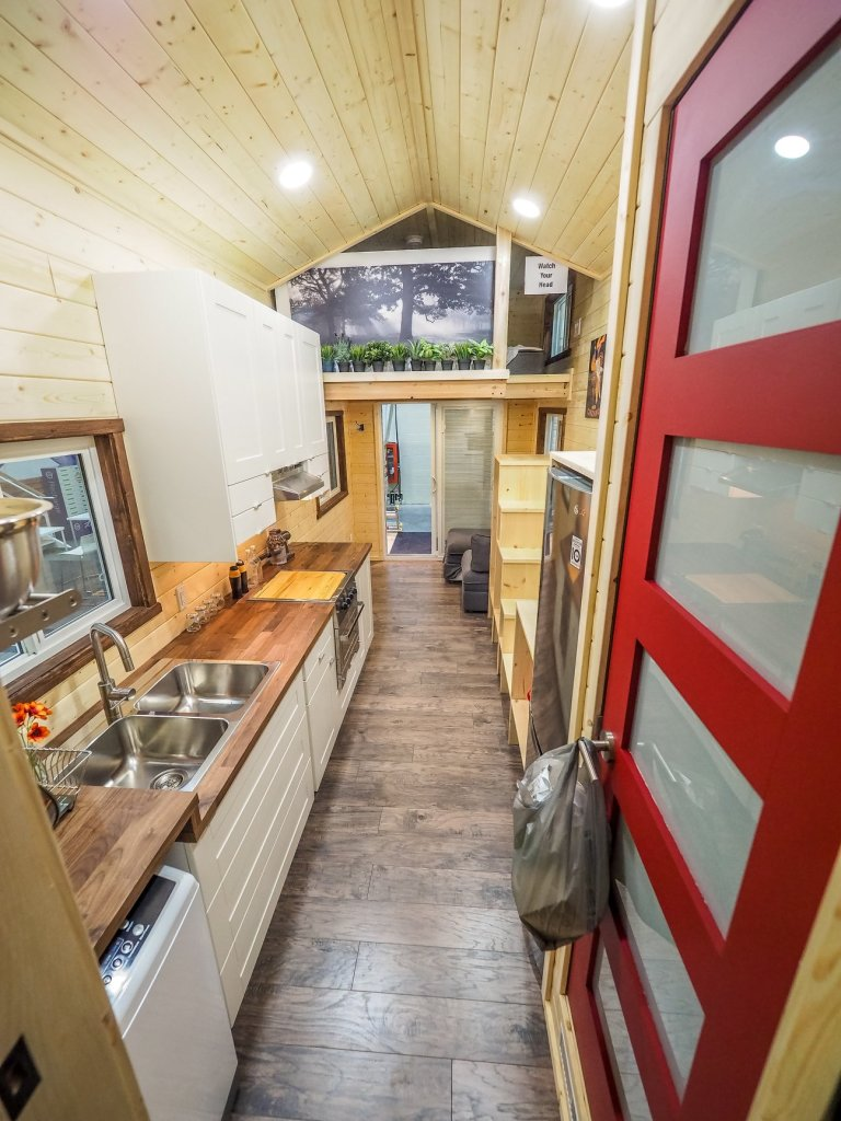 The Crow Tiny House by Blackbird Tiny Homes 009
