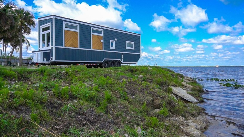 The Lee Tiny House on Wheels by Movable Roots 0014