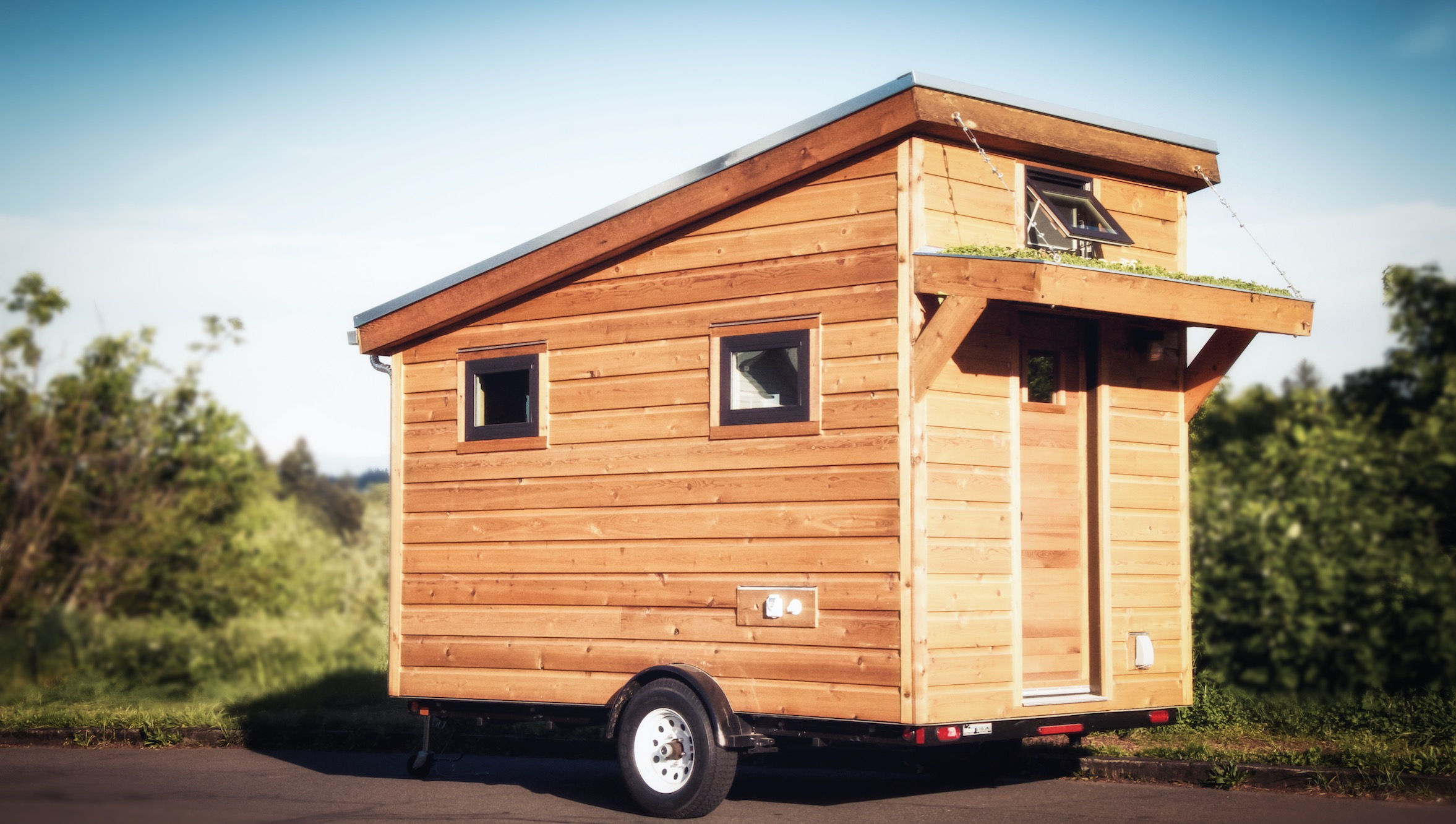 Salsa Box Tiny House 12 2 X7 4