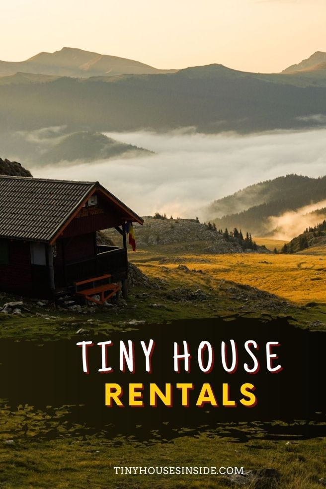 iis it worth it to rent a tiny house