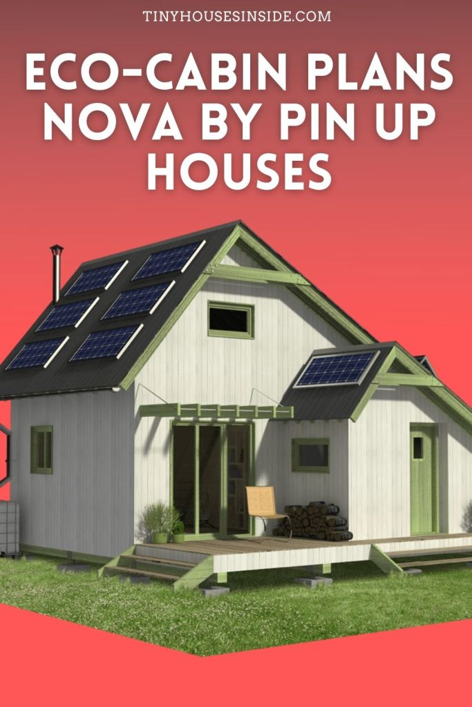 Eco-Cabin Plans Nova