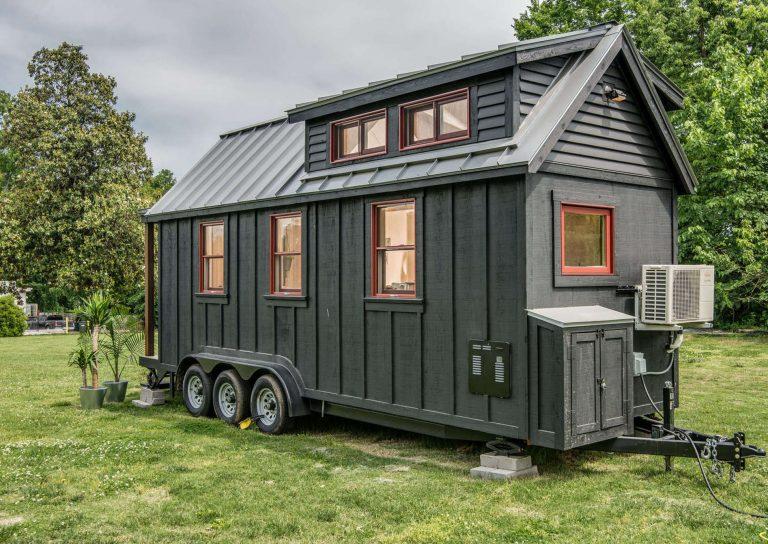 The Riverside Tiny House