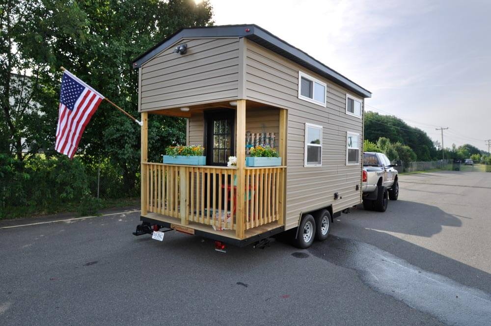 Harbor by Tiny House Building Company