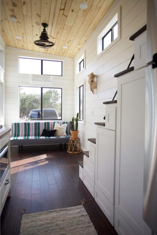 Texas hill country by nomad tiny homes tiny houses on for Small house builders near me