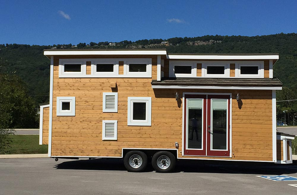 nooga blue sky by tiny house chattanooga tiny houses on wheels for sale listings. Black Bedroom Furniture Sets. Home Design Ideas